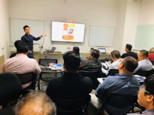 iREP Security Clock Training Workshop